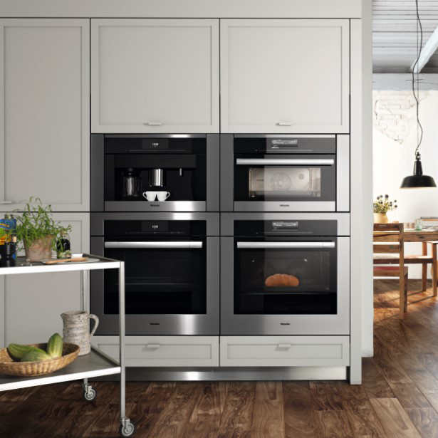 Miele Appliances, Ranges, Stoves, Dishwashers, Coffee makers
