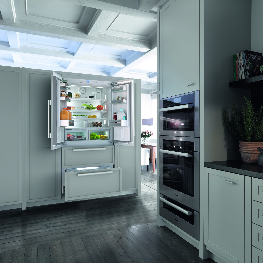 Miele Food Cooling System, refrigerators